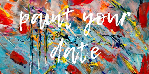 Paint Your Date - Orange