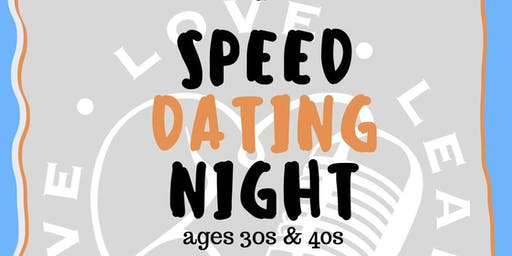 Speed Dating Night!
