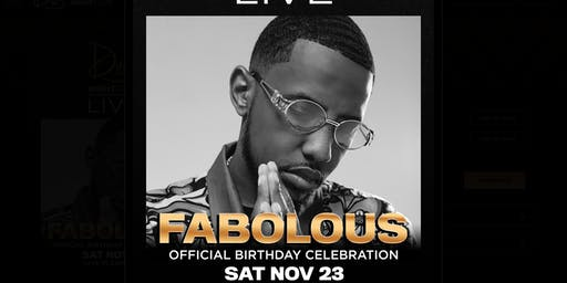 Drai's Nightclub Official Birthday Celebration Fabolous Free  Guest List