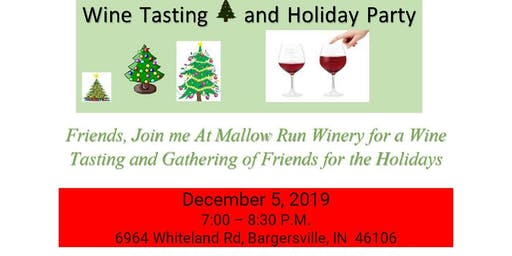 Wine Tasting and Holiday Party