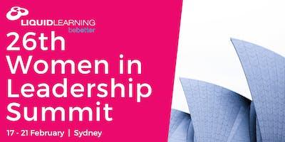 26th Women in Leadership Summit