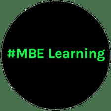 #MBE Learning logo