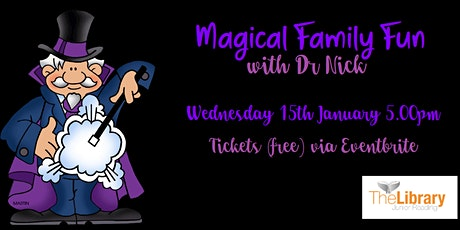 Magic Family Fun tickets