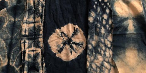 November Blues Indigo Dye Workshop