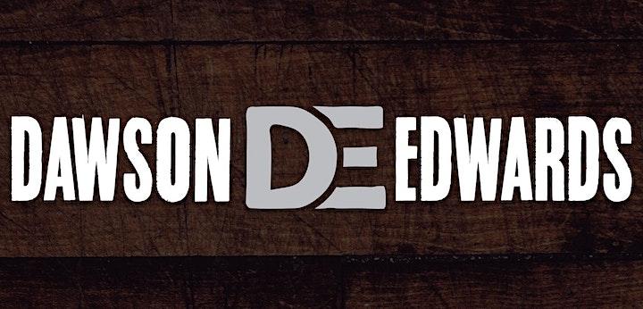 "Corey Smith ""Great Wide Underground Tour "" special guest Dawson Edwards image"