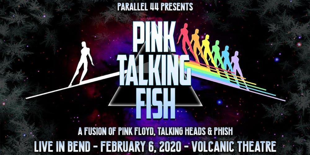 Phish Summer Tour 2020.Pink Talking Fish Live In Bend