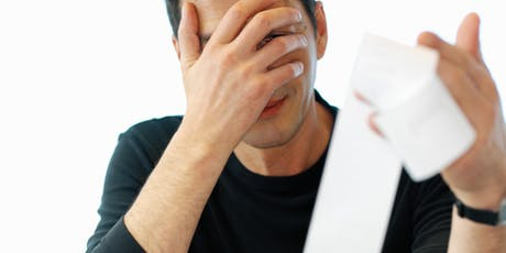TURN EVERYDAY EXPENSES INTO WRITE- OFFS W/O FEARING IRS (Live Webinar!!) OR tickets