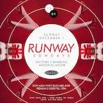 Runway Sundays @Brasier.nyc - DJs Factory + Bambino +...