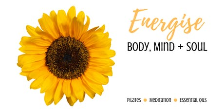 Energise Body, Mind + Soul tickets