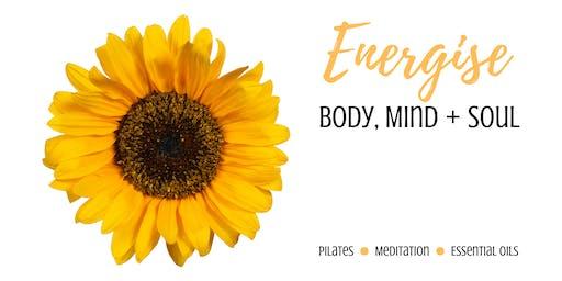 Energise Body, Mind + Soul