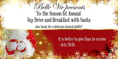Toy Drive and Breakfast with Santa tickets