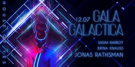 Gala Galactica with Jonas Rathsman