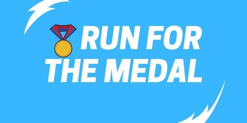 Run For The Medal - ASHEVILLE
