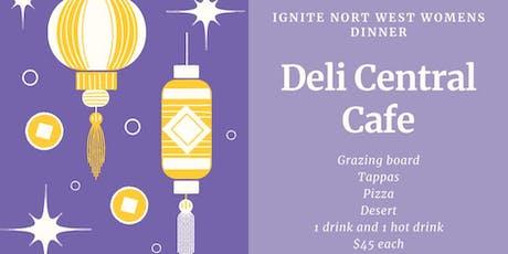 Ignite North West Women's Dinner tickets