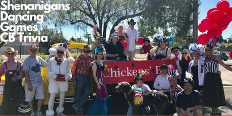 2020 San Carlos Chickens' Ball Cast and Crew Kick Off Party tickets