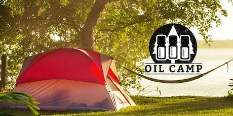 Oil Camp Online Oil Education Event biglietti