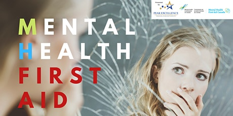 Mental Health First Aid Basic-Orillia-Receive 1 Free Cineplex Admit 1 Ticket with Purchase tickets
