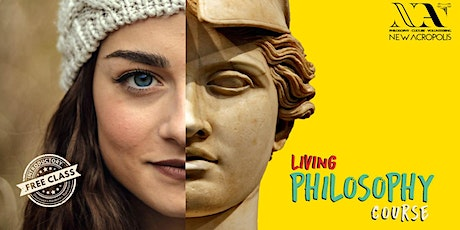 Living Philosophy Course - Free class tickets