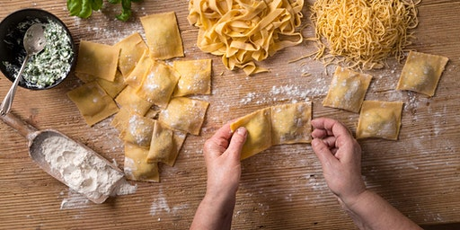 Cook With Your Kid: The Art of Ravioli