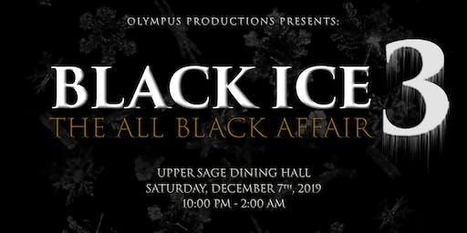 BLACK ICE 3: The All Black Affair