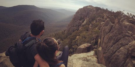 The Wilderness Wanderer's  Hike Booroomba Rocks from Honeysuckle Campground tickets