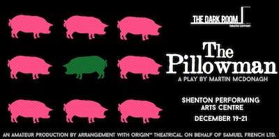 The Dark Room presents 'The Pillowman'.
