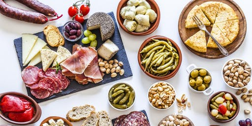 Cook With Your Kid: Tasty Tapas