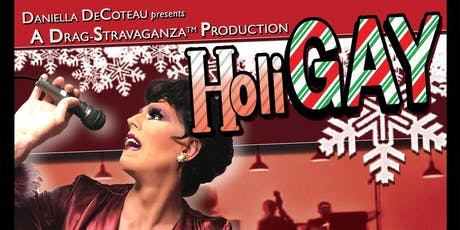 Drag-Stravaganza HoliGAY tickets