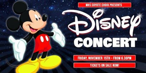 Madera High School Concert Choir Disney Concert
