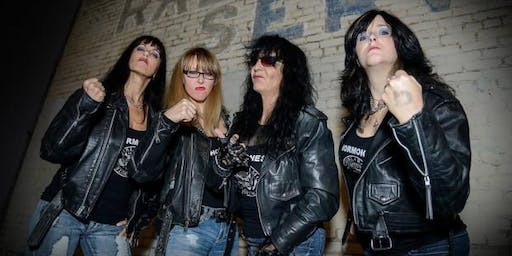 Hormones (All Girl Ramones Tribute) + Rudy Can't Fail (the Clash Tribute)