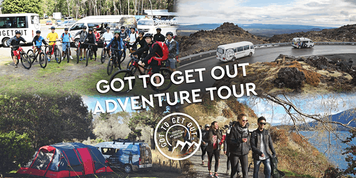 Got To Get Out Adventure Tour (North & South Island)