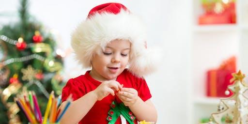 Autism-friendly Christmas workshop with Santa
