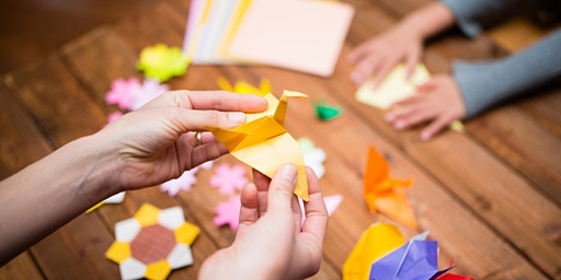Origami Craft (8 to 12 years) at Carlingford Library