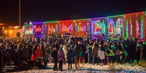 Holiday Train: Minneapolis/Columbia Heights/St. Anthony Village