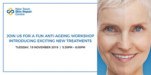 2nd Anti-ageing education night