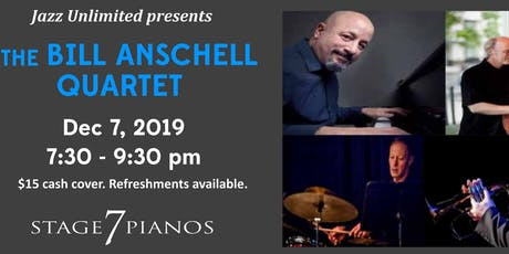 Jazz Unlimited presents the Bill Anschell Quartet tickets