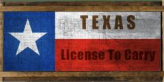 Texas LTC Class for Stephanie Mooney Group
