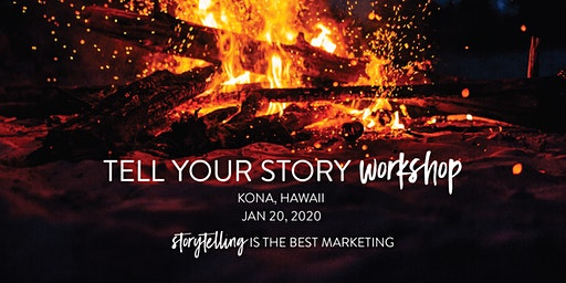 Tell Your Story Workshop for Share Success Diamonds