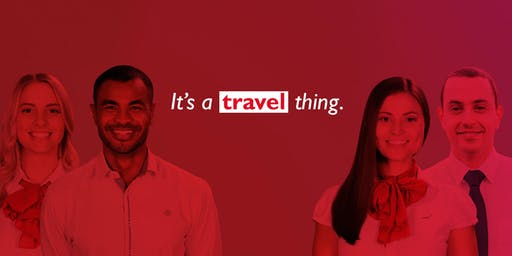 Travel Consultant Hiring Event - Marrickville