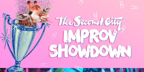 "Second City's ""Improv Showdown!""  in the Cinema at Hotel X Toronto! tickets"