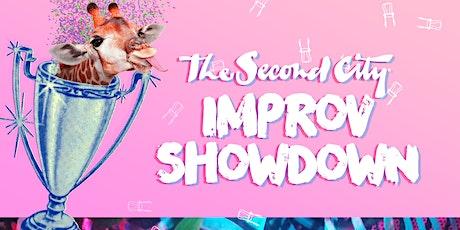"Second City's ""Improv Showdown!""  in the Cinema at Hotel X Toronto! tickets"