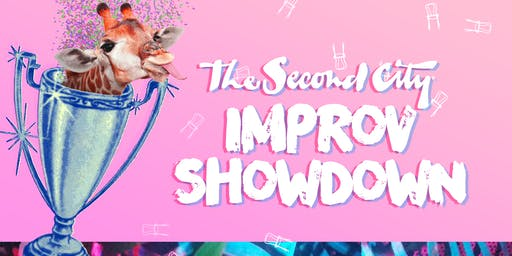 "Second City's ""Improv Showdown!""  in the Cinema at Hotel X Toronto!"