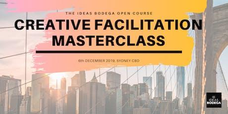 Creative Facilitation Masterclass - Become a World-Class Creative Facilitator tickets