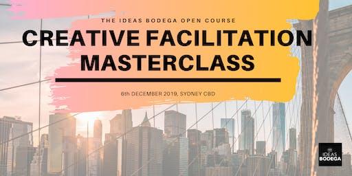 Creative Facilitation Masterclass - Become a World-Class Creative Facilitator