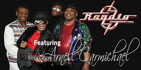 NAM Events LLC - Concert Series presents RAYDIO feat. Arnell Carmichael tickets