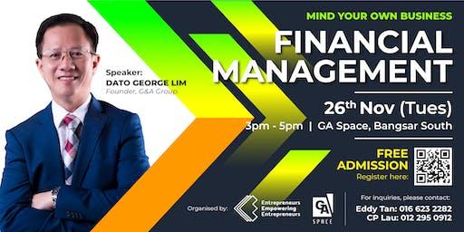 Mind Your Own Business: Financial Management (Nov KL)