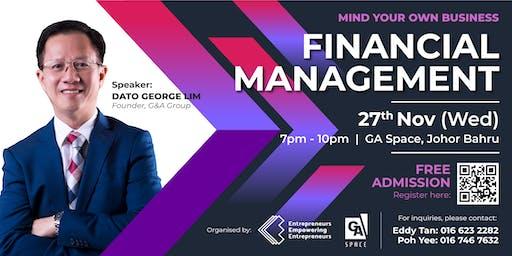 Mind Your Own Business: Financial Management (Nov JB)