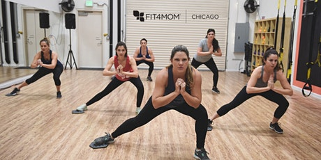 FREE BCB Body Back Workout with Fit4Mom Chicago! (Lincolnwood, IL) tickets