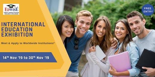 International Education Exhibition in Jaipur