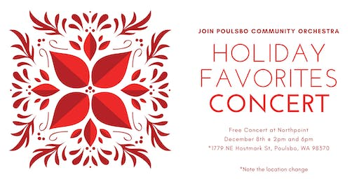Holiday Favorites Concert